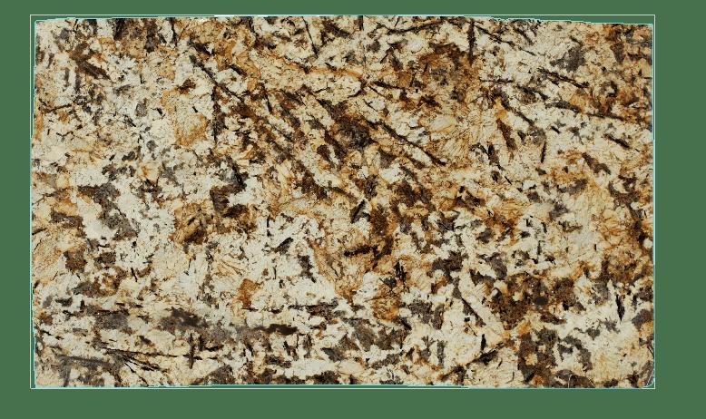 brown speckled granite
